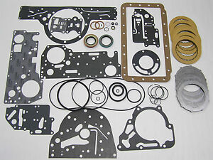 1961 1962 1963 Buick Dynaflow Automatic Transmission Rebuild Kit Gaskets