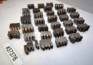 One Large Lot Geometric Die Head Chasers inv 37376