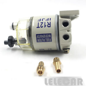 R12t For Marine Spin On Fuel Filter Water Separator 120at 15 Gph