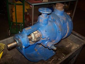 Viking 2 Port Rotor Seal Internal Gear Pump