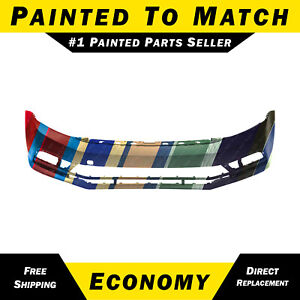 New Painted To Match Front Bumper Cover For 2015 2018 Volkswagen Jetta 15 18