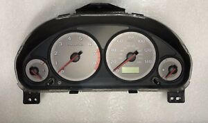 2001 2002 Honda Civic Ex Coupe Mt W O Side Srs W O Abs Speedometer Gauge Cluster