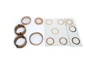 Vacuum Copper Flange Gaskets Lot Of 86 4 3 4 3 5 8 5 5 8 And 3 3 8 5224