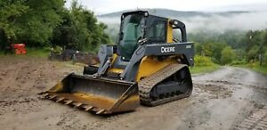 Deere 333d Track Skid Steer Fully Loaded High Flow Ready To Work In Pa Finance