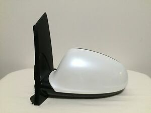 2012 2016 Buick Verano Left Side Mirror With Blind Spot 22897226
