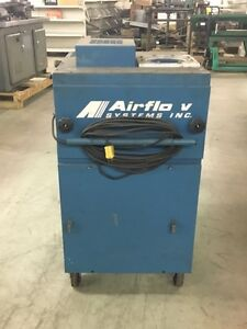 Airflow Inc Fume Collector Airflow Systems Inc Dust Collector Blower