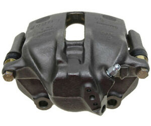 Disc Brake Caliper Friction Ready Caliper With Bracket Front Right Reman