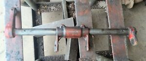 Farmall 706 Tractor Clutch Shaft And Throw Out Bearing Fork