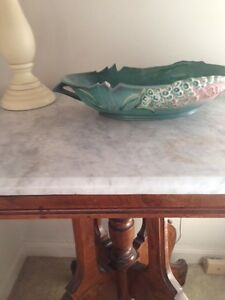 Victorian Era Marble Topped Parlor Table