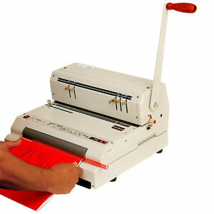 Coilpro 2000i Spiral Coil Binding Machine