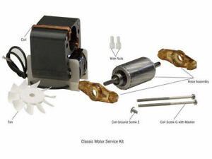 Stenner Pump Replacement Parts Motor Service Kit 120v 60hz Msk120