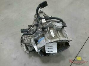 2015 Ford Focus Automatic Transmission