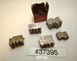 1 Lot Of Geometric Die Head Chasers inv 37395