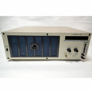 Kikusui Plz1002w Electronic Load 1000w 3 110vdc Input 0 200 Load Amps Tested