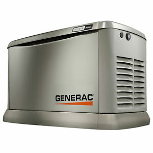 Generac 7034 Ecogentm 15kw Standby Generator For Off Grid Applications New