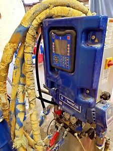 Used 2017 Graco E 30 R2 Reactor package