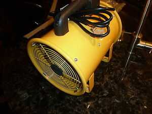 Utility Fan Blower Ventilator 8 New Czbu80