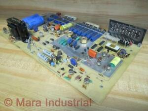 Valhalla Scientific 4014 700b Circuit Board 4014 010a