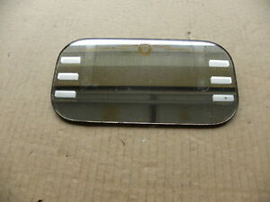 Vintage 1940s 1950s 1960s 1970s Oldsmobile Sun Visor Clip On Accessory Mirror