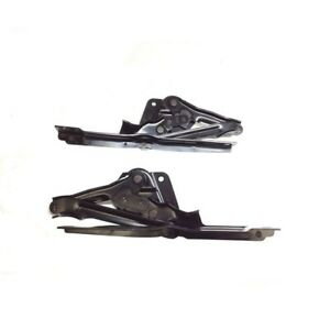 1969 72 Oldsmobile Cutlass 442 Hood Hinges Lh Rh Pair Gm 403727 403726