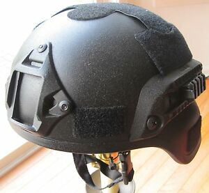 MICH 2002 Helmet Polymer Replica with Night Vision Goggle Mount Point $29.90