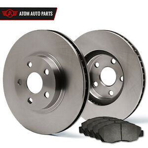 1997 1998 1999 Ford Mustang Base gt oe Replacement Rotors Metallic Pads R