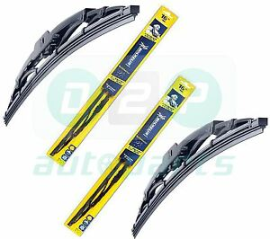 Michelin Rainforce Traditional Front Wiper Blades Set 330mm 13 330mm 13
