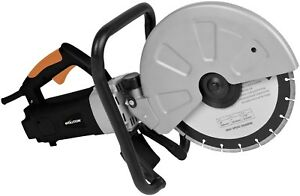 12 inch Disc Cutter Electric Concrete Stone Brick Cut Off Saw Masonry Demolition