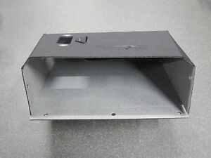 New 1964 Buick Wildcat Lesabre Electra 225 Glove Box Liner Grey Has Shelf 64