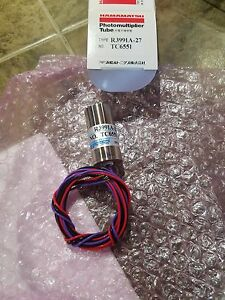 Hamamatsu Photomultiplier Tube R3991a 27 No Tc6551 Nib