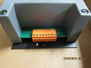 Siebe Invensys Mpc 4a0 Multi purpose Controller Analog Output Module Used W g