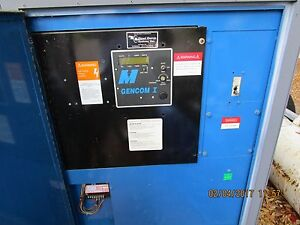 25kw Plus Natural Gas 1ph 120 240v Used Magnetek