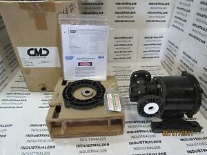 Viking Composite Mag Drive Pump Cmd e25flv0 x New In Box