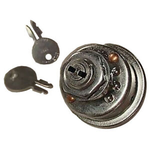Ignition Key Switch For John Deere 3010 3020 4010 4020 5010 8020 Ar26557