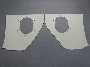 1960 Buick Lesabre Invicta Electra Kick Panels Covers Cardboard 60 Convertible