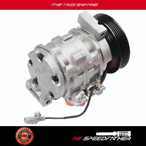 Fits1999 2000 2001 2003 Chevrolet Tracker 2 0l A c Compressor W Cluth Co 10686c