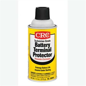 Battery Terminal Protector 7 5 Oz Can 12 Per Pack Crc Industries Crc05046
