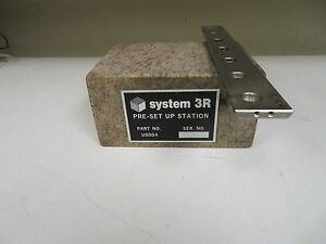 System 3r Pre set Up Station vs004 W 200 3j 2 Reference Element Ms2