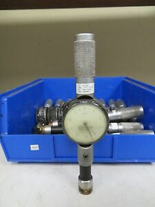 Standard Dial Bore Gage No 2 1 1 53 0001 Tested Db59