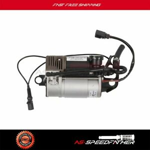 Air Suspension Air Compressor Pump For Audi Q7 Porsche Cayenne Vw Touareg