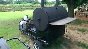 Commercial Smoker Will Hold 16 Turkeys Or Other Many Options With This Unit