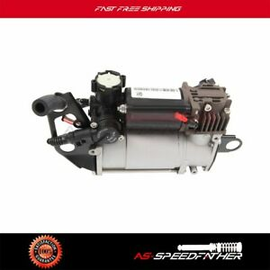 Air Suspension Compressor Pump For 03 15 Vw Touareg Porsche Cayenne