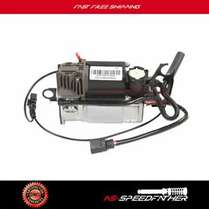 Air Compressor Pump For 03 15 Vw Touareg Audi Q7 Porsche Cayenne