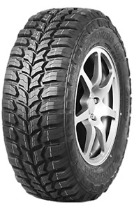 2 X New 31x10 50r15 Crosswind M T Mud Tires Mt Terrain 31105015 R15 1050r15