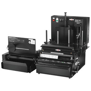 Rhin o tuff Onyx 3 In 1 Pps Automatic Paper Punching System