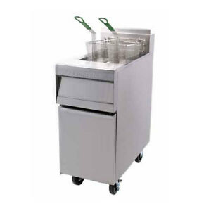 Frymaster Mj35sd Gas Fryer Csa Nsf Aga Ce