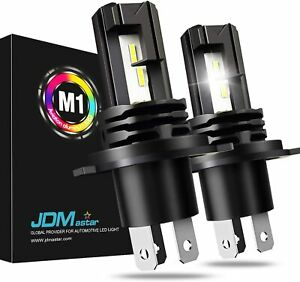 Jdm Astar 2x 8400lm H4 9003 hb2 Led Car Headlight High Low Beam Bulbs White Drl