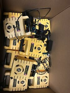 12 Exaktime Hornet Time Clocks 11 Chargers And 50 Sets Of Keys