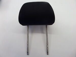 Recaro Vw Jetta Gli 20th Rear Head Rest Black Mk4 00 05 Oem Golf Gti 20ae