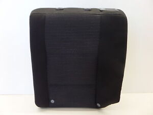 Recaro Vw Jetta Gli 20th Left Rear Seat Upper Back Mk4 Pin Stripe Golf Gti 20ae